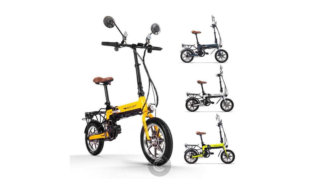 Codice sconto coupon  RICH BIT TOP-619 Folding Electric Bike [UK Warehouse]