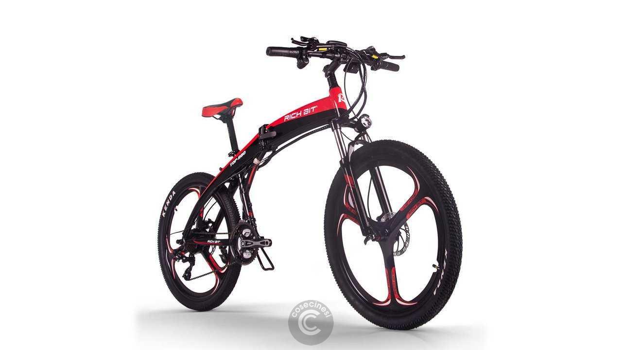Codice sconto coupon  RICH BIT TOP-880 Folding Moped Electric Bike [UK Warehouse]