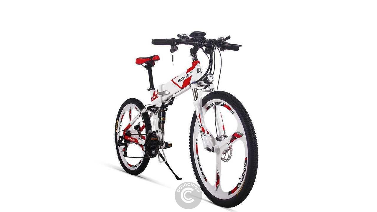 Codice sconto coupon  RICH BIT TOP-860 Folding Moped Electric Bike [UK Warehouse]