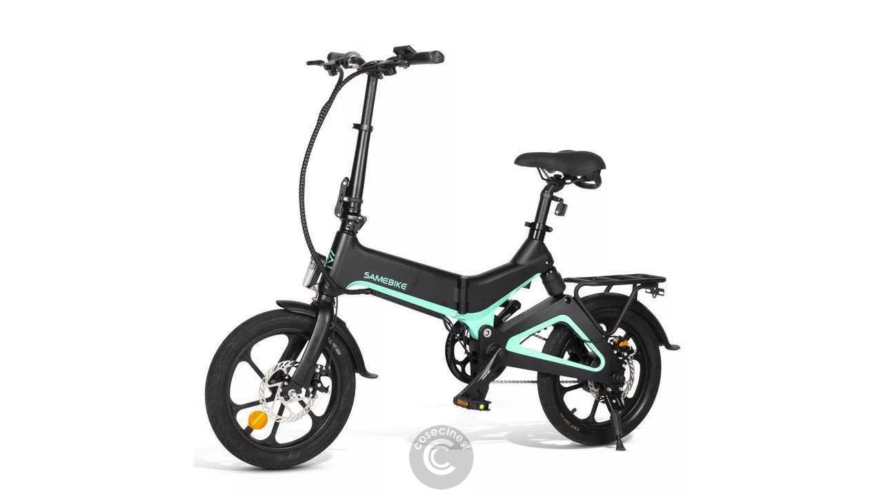 Codice sconto coupon  Samebike JG7186 Smart Folding Electric Moped Bike [UK Warehouse]