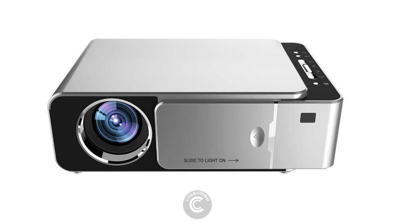 Codice sconto coupon  T6 LCD Projector [Czech Warehouse]
