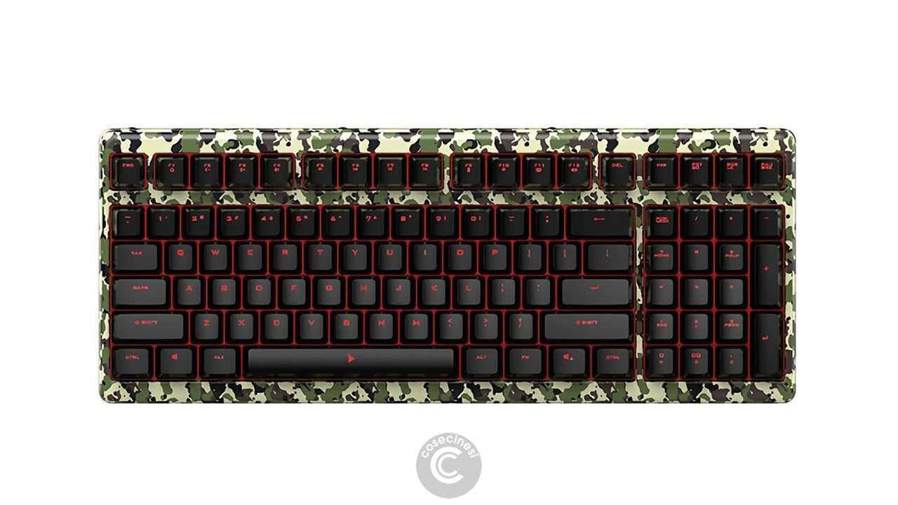 Codice sconto coupon  TAIDU TKM610 Mechanical Keyboard
