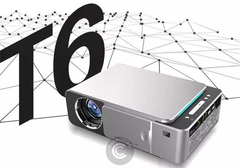 Codice sconto coupon  TOPRECIS T6 LCD Projector [Android Version]