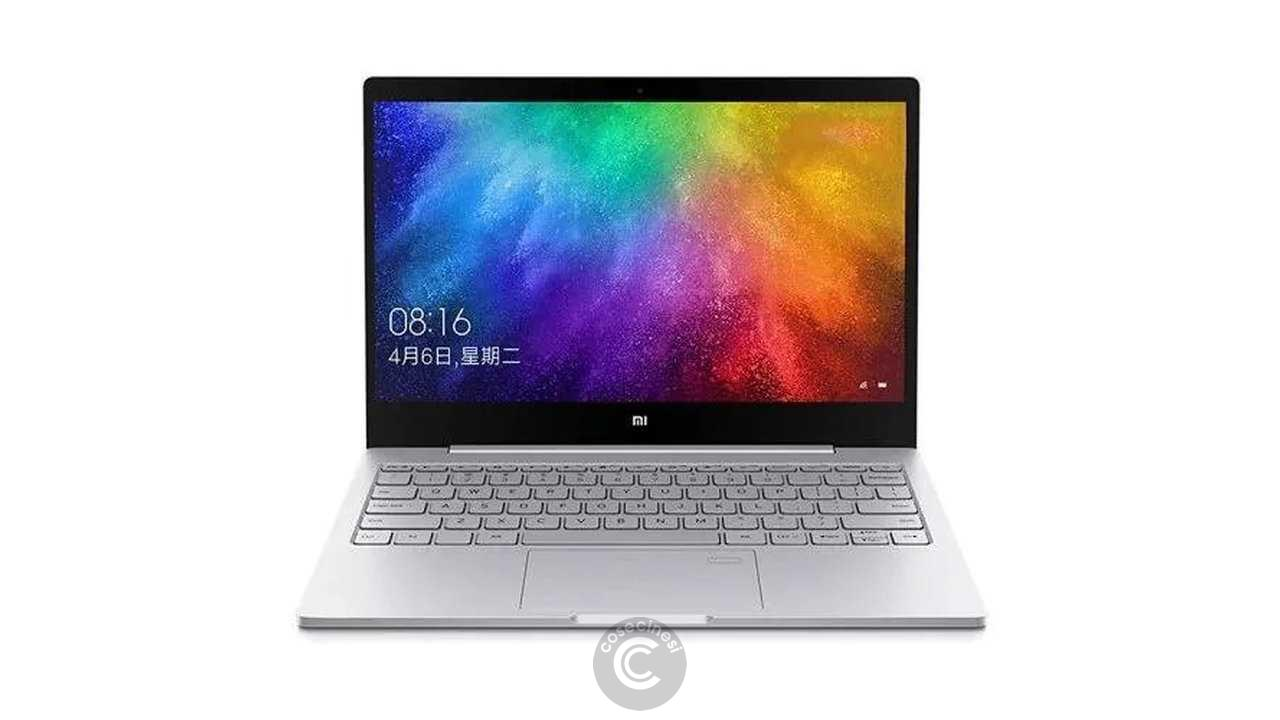 Codice sconto coupon  Xiaomi Mi Air Laptop 2019 13.3 inch [i7-8550U 8+512GB SSD GeForce MX250]