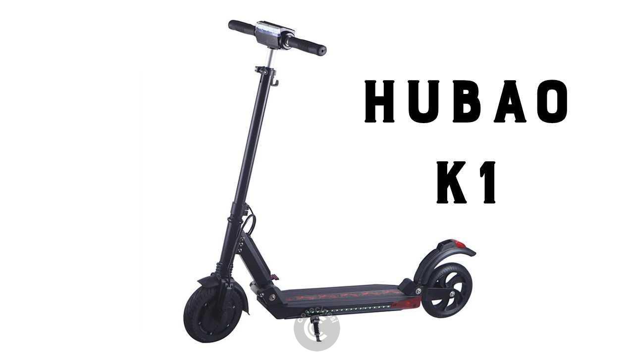 Codice sconto coupon  Hubao K1 Folding Electric Scooter