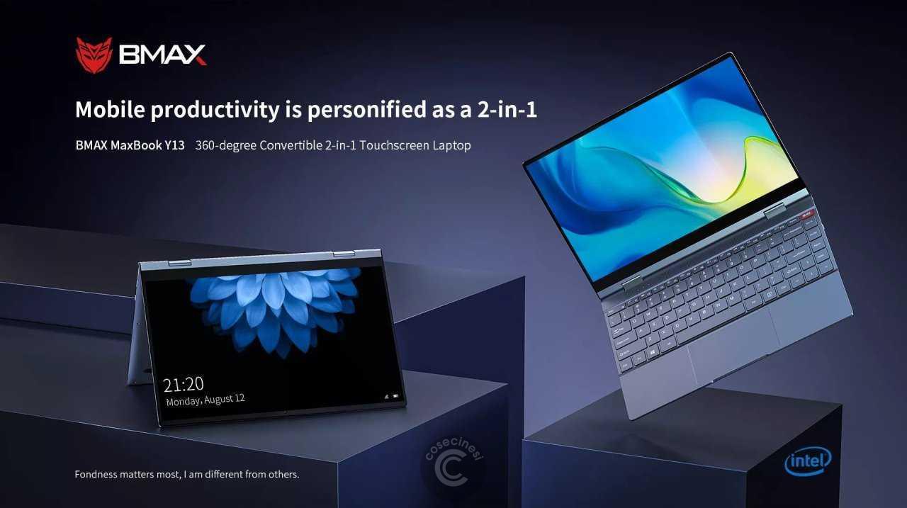 Codice sconto coupon  BMAX Y13 Laptop [N4120 8+256GB SSD] [Australia Warehouse]