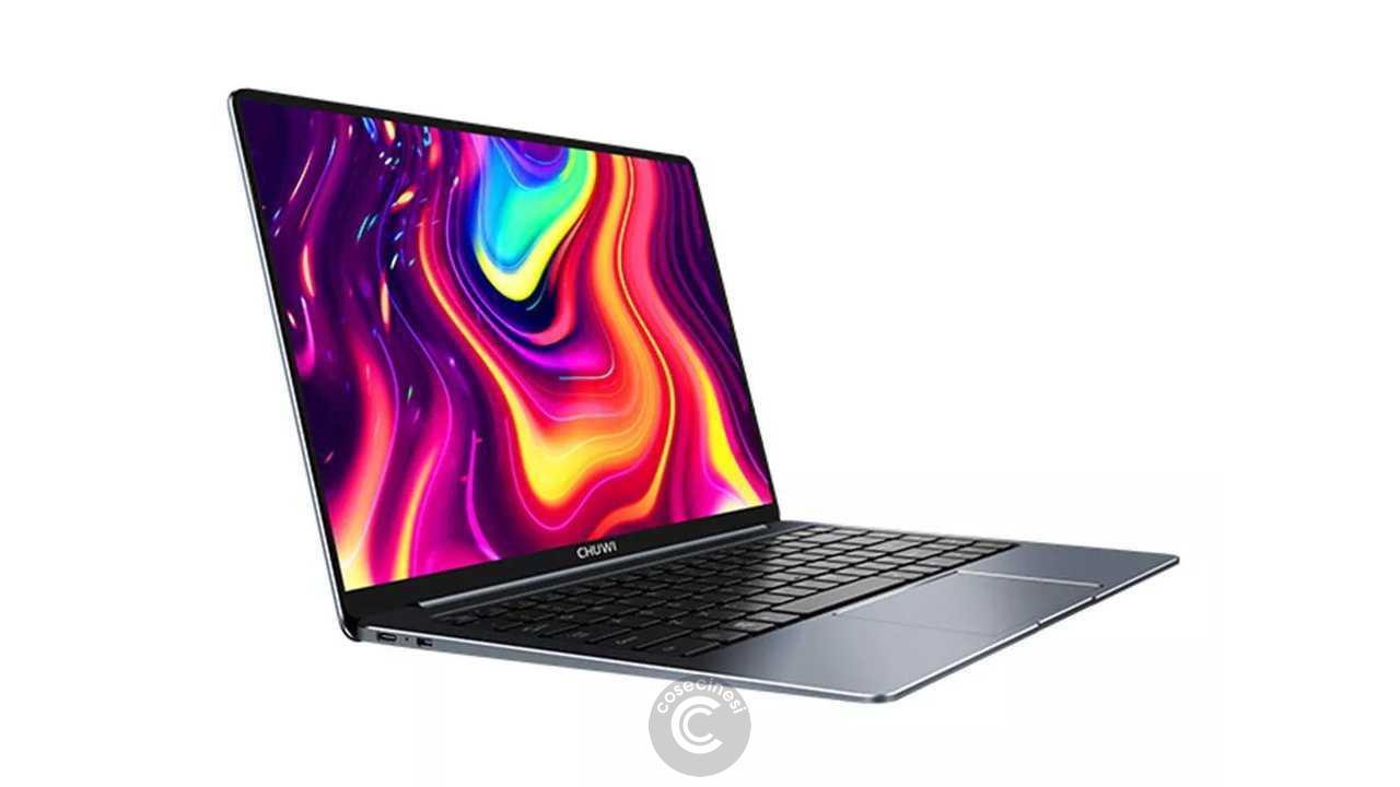 Codice sconto coupon  CHUWI Lapbook Pro [8+256GB]