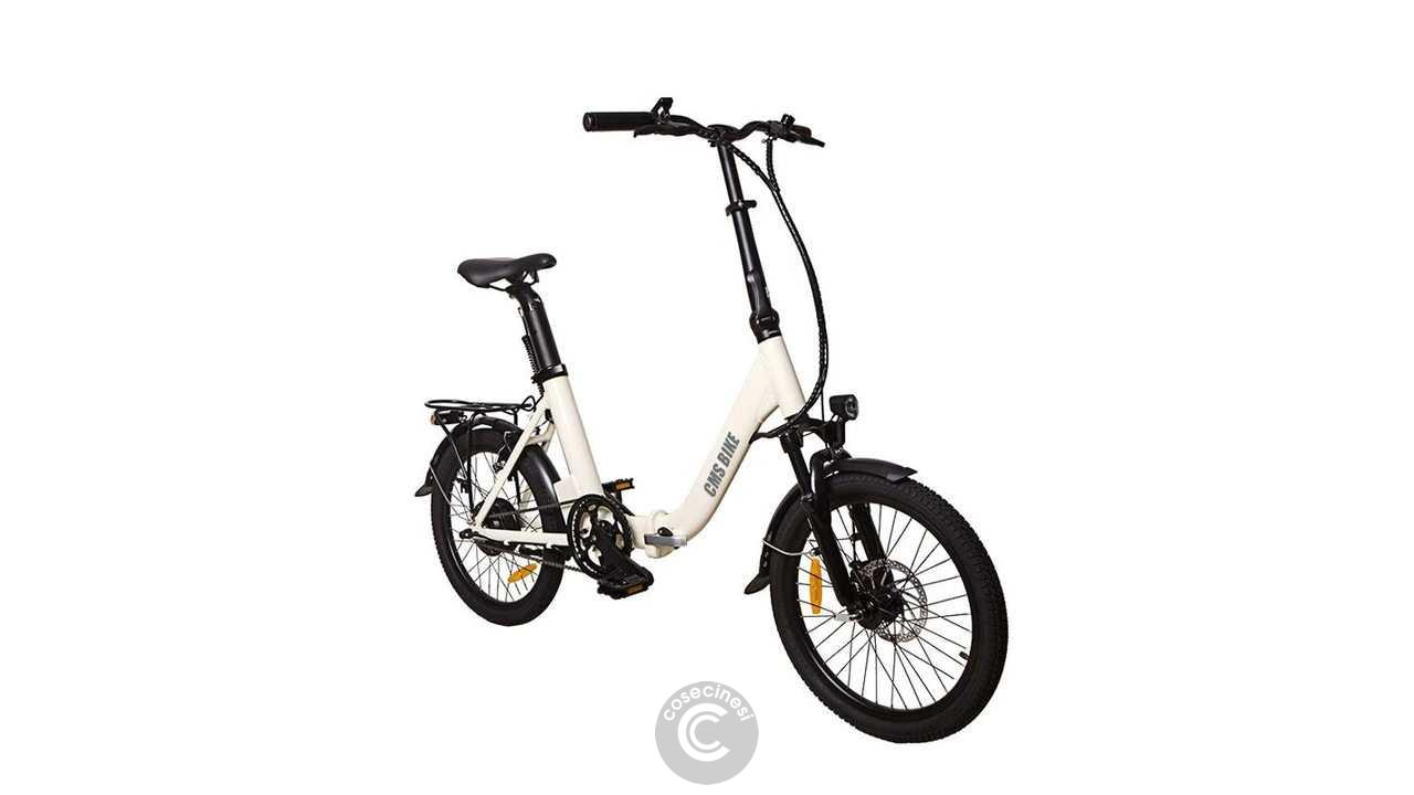 Codice sconto coupon  CMSBIKE CMSTD-20ZG Folding Electric Bicycle
