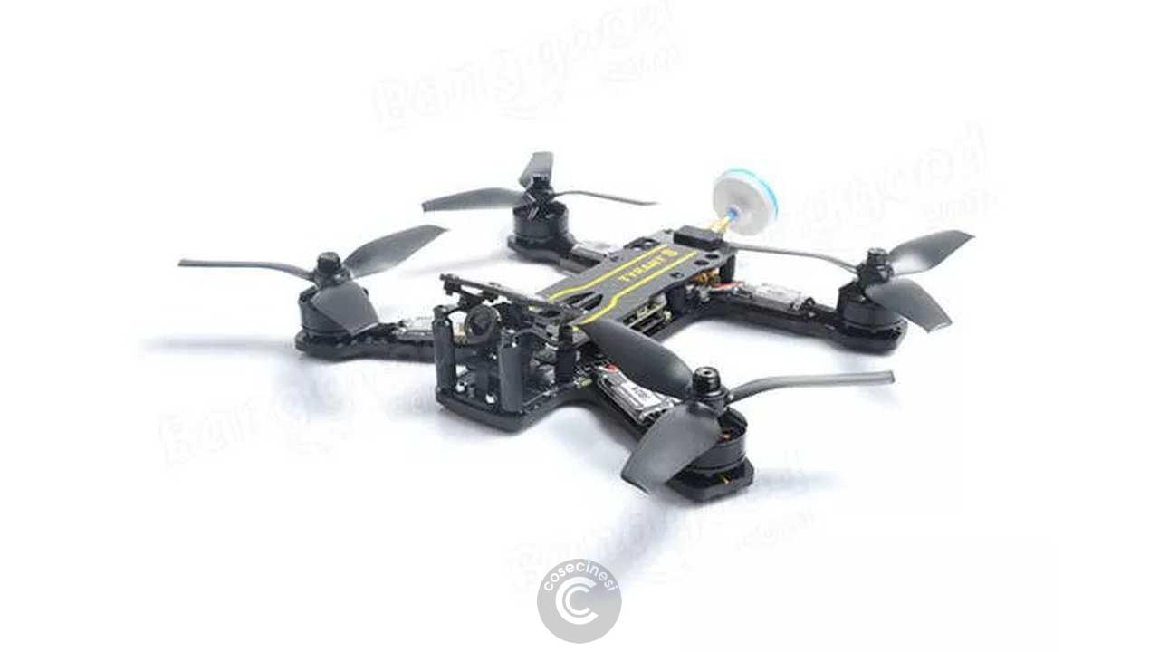 Codice sconto coupon  Diatone Tyrant S 215 F3 FPV Racer PNF for RC Drone