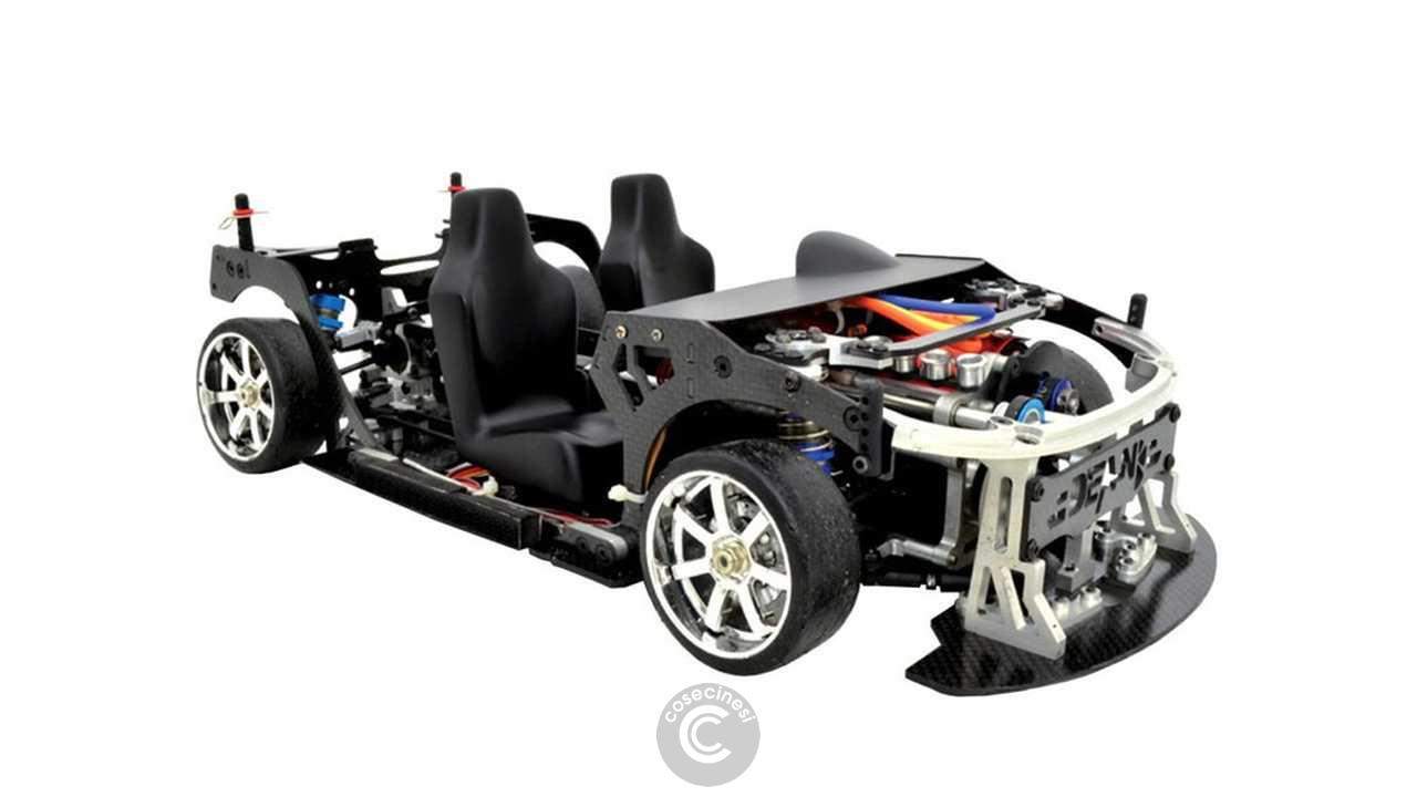 Codice sconto coupon  FIJON FJ9 1/10 Front Engine Design RC Car Drift Frame