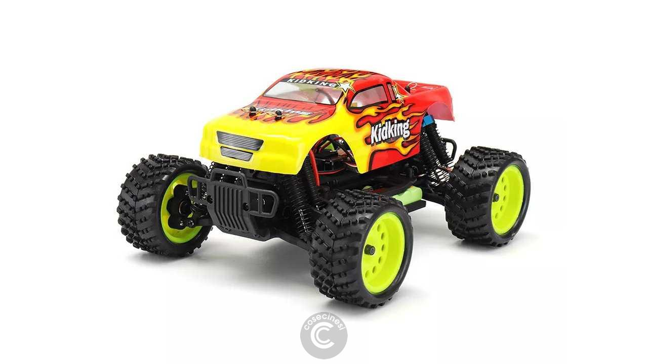 Codice sconto coupon  HSP 94186 1/16 4WD Kidking Rc380 Rc Monster Truck