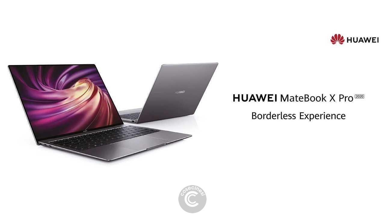 Codice sconto coupon  HUAWEI MateBook X Pro 2020 [i7-10510U MX250 16+1TB SSD