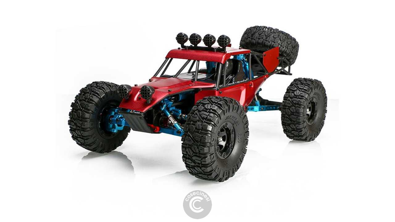Codice sconto coupon  M100C 1/12 4WD Brushless Rc Car [Feiyue FY03H Metal Body]