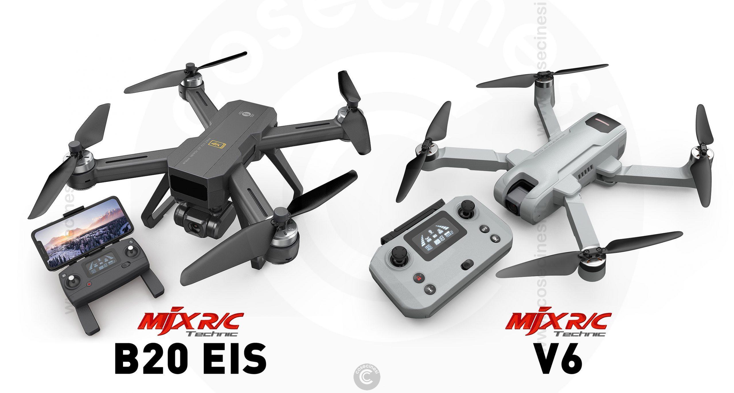 MJXRC B20 EIS - MJXRC V6