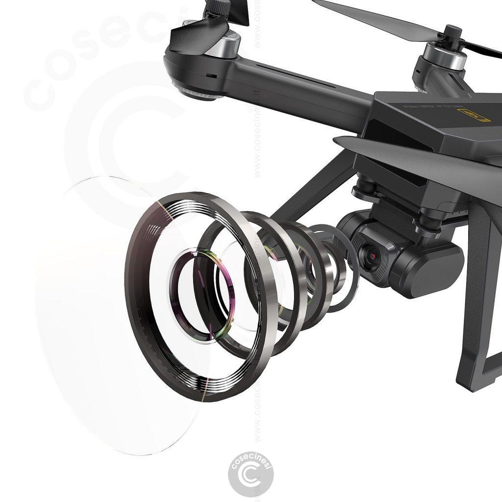 MJXRC B20 EIS drone f2 camera
