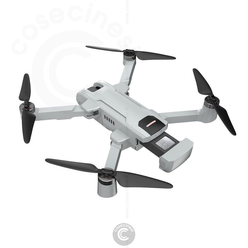 MJXRC V6 drone battery high capacity alta capacità tempo di volo flight time