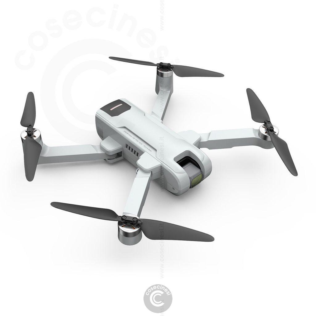 MJXRC V6 drone camera 180°