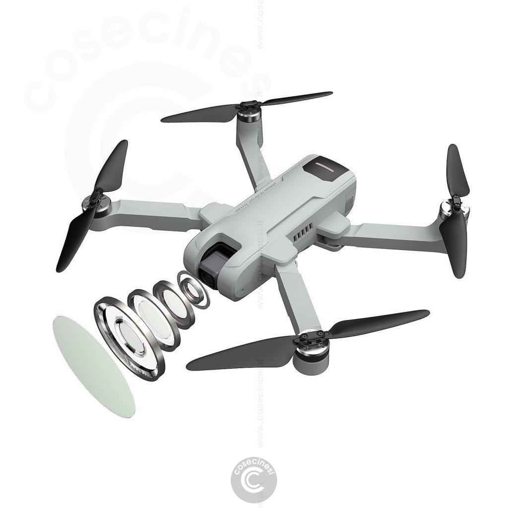 MJXRC V6 drone camera 2.7K