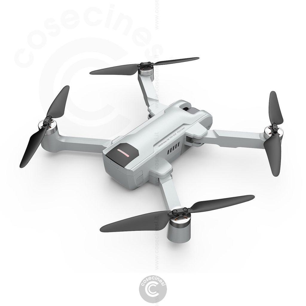 MJXRC V6 drone microSD slot