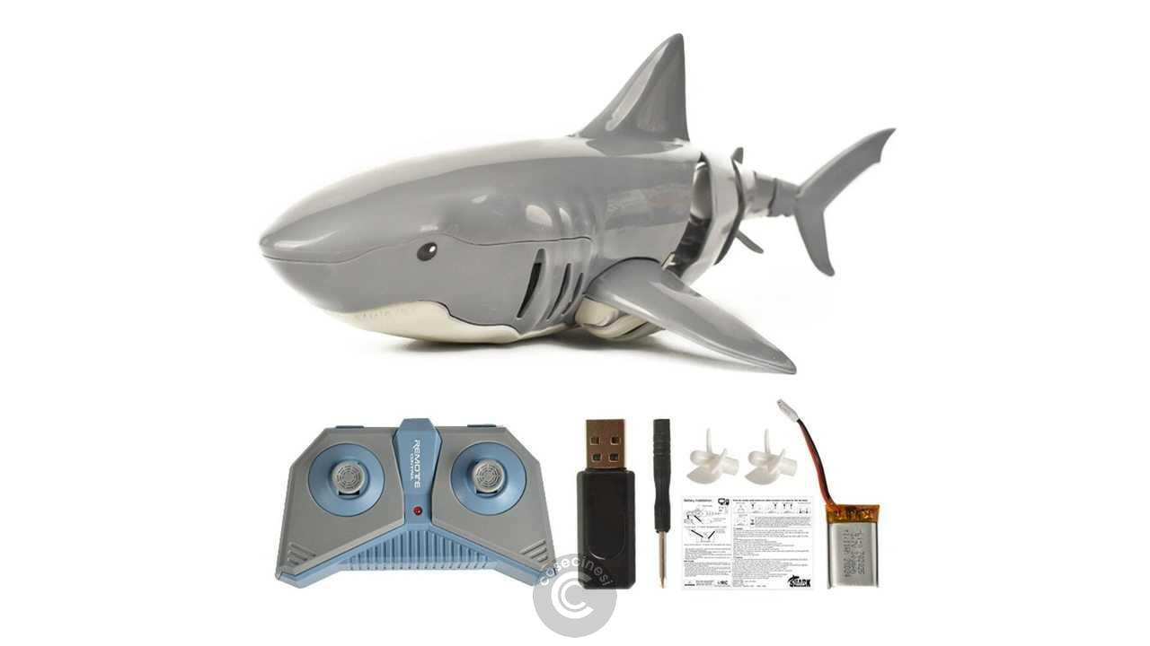 Codice sconto coupon  T11B Remote Control Shark [GREY]