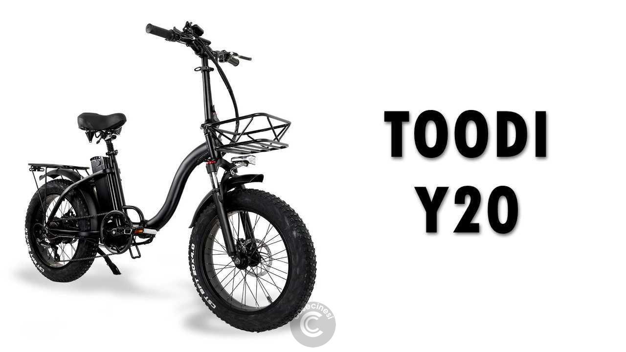 Codice sconto coupon  TOODI Y20 Electric Bike [UK Warehouse]