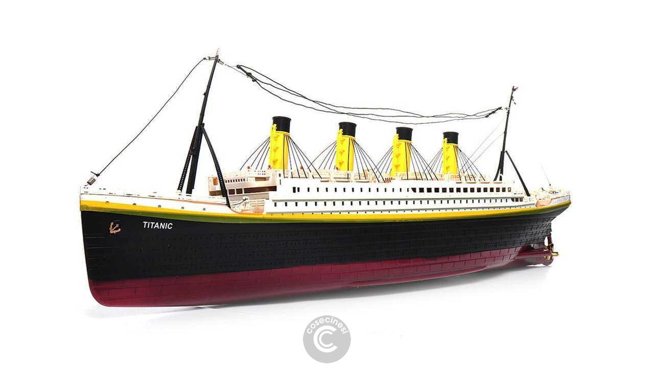 Codice sconto coupon  NQD 757 1/325 80cm Titanic RC Boat