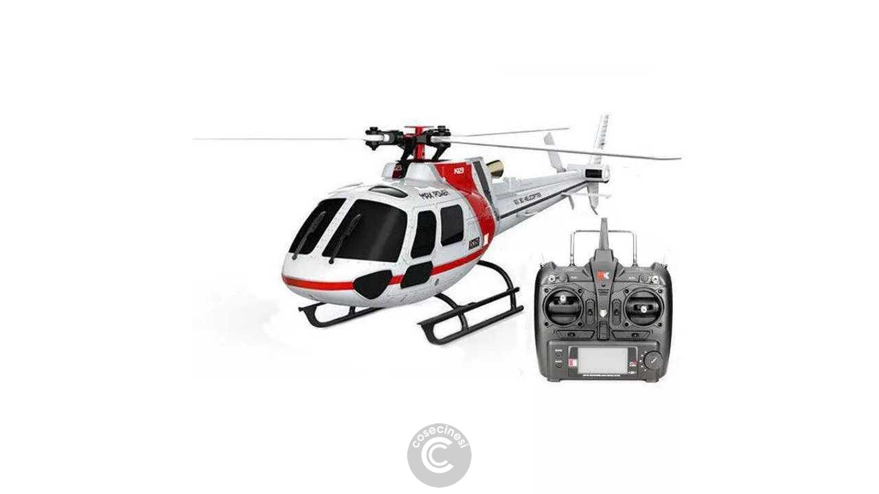 Codice sconto coupon  XK K123 RC Helicopter [RTF]