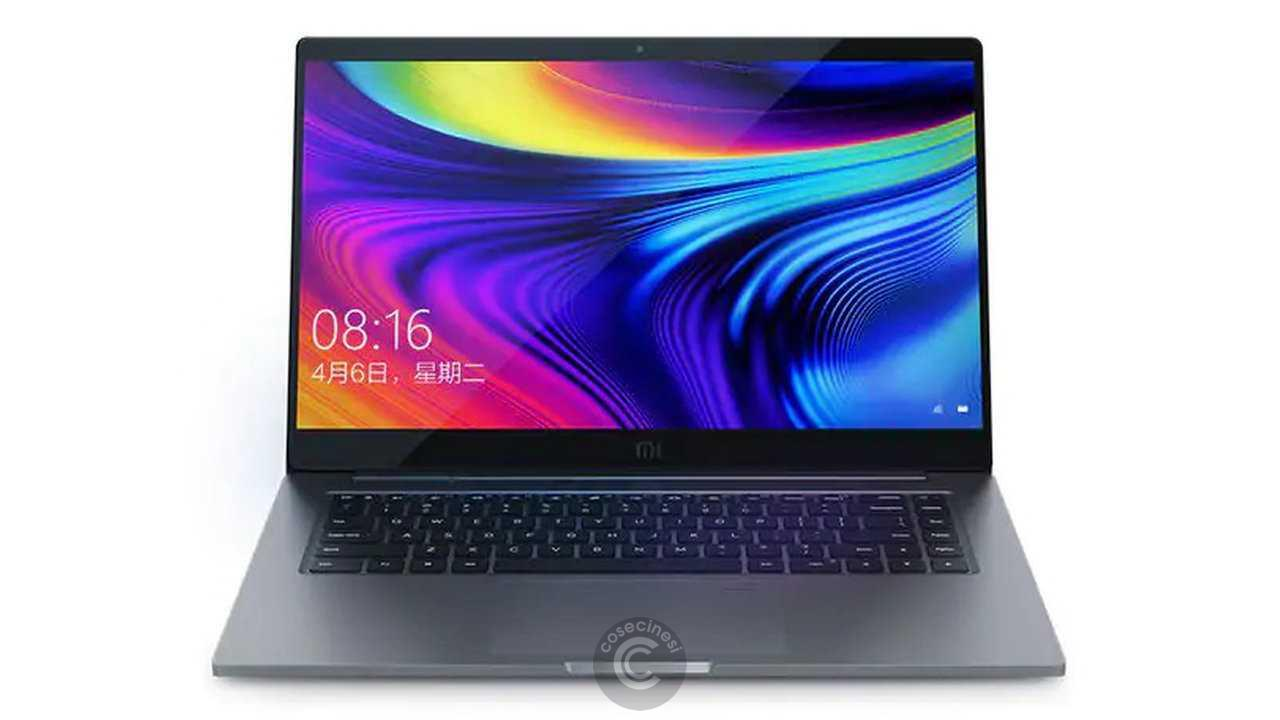 Codice sconto coupon  Xiaomi Mi Laptop Pro 15.6 inch [i7-10510U MX250 16+1TB SSD]