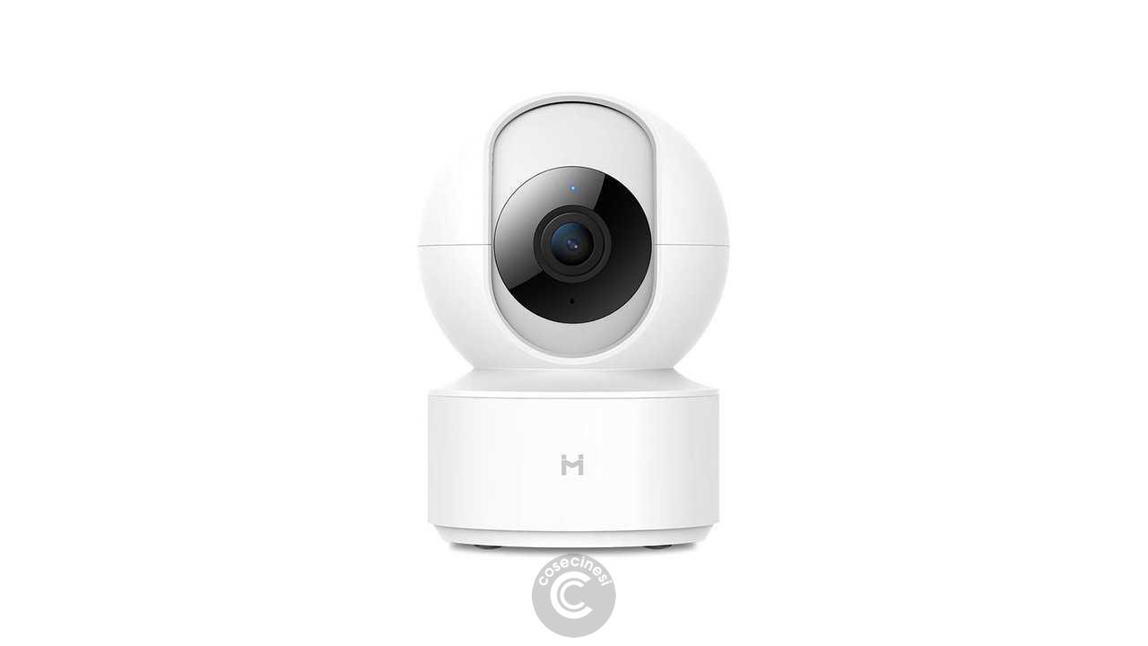 Codice sconto coupon  XIAOMI Mijia IMILAB 1080P Smart IP Camera [Global Version]