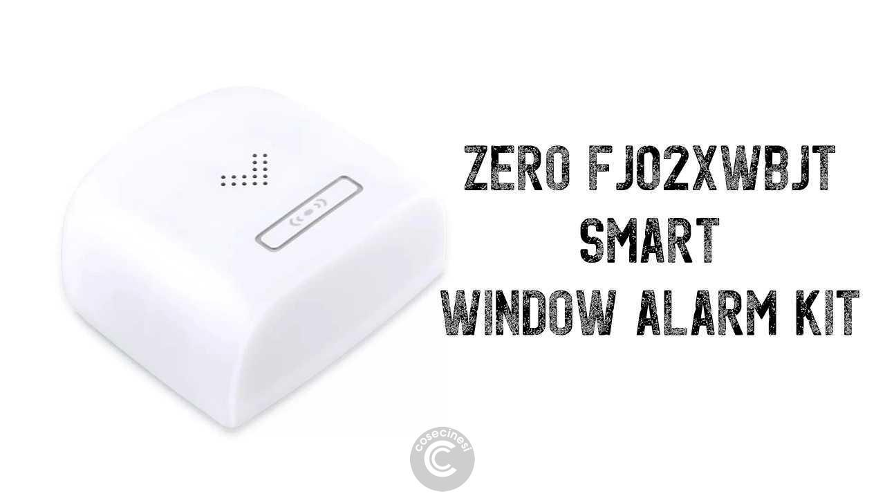 Codice sconto coupon  Xiaomi Zero FJ02XWBJT WIFI Smart Window Alarm Kit