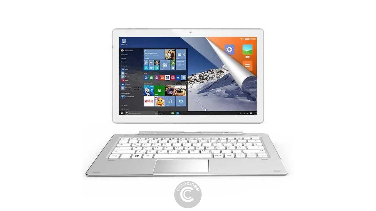 Codice sconto coupon  ALLDOCUBE iWork10 Pro [With Keyboard] [Spain Warehouse]
