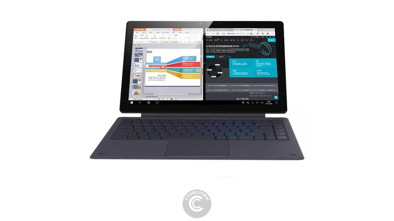 Codice sconto coupon  Alldocube KNote 8 Tablet With Keyboard [256GB]