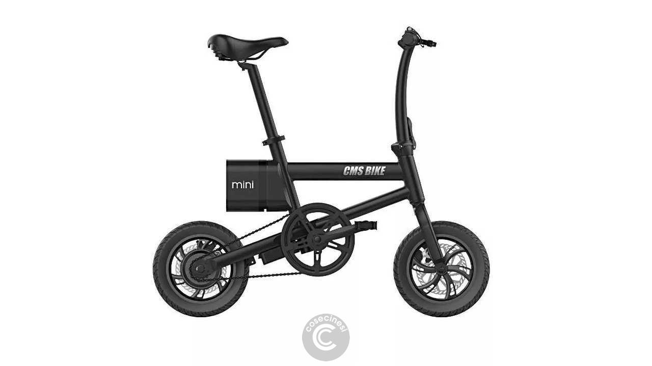 Codice sconto coupon  CMSBIKE mini Smart Folding Electric Bike