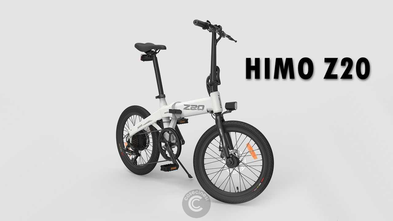 Codice sconto coupon  Xiaomi Himo Z20 Foldable Electric Bicycle