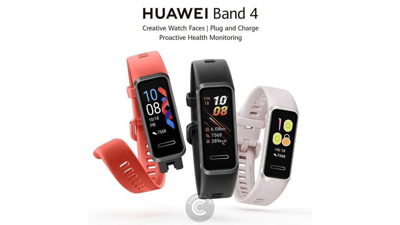 Codice sconto coupon  Huawei Band 4 Smart Watch