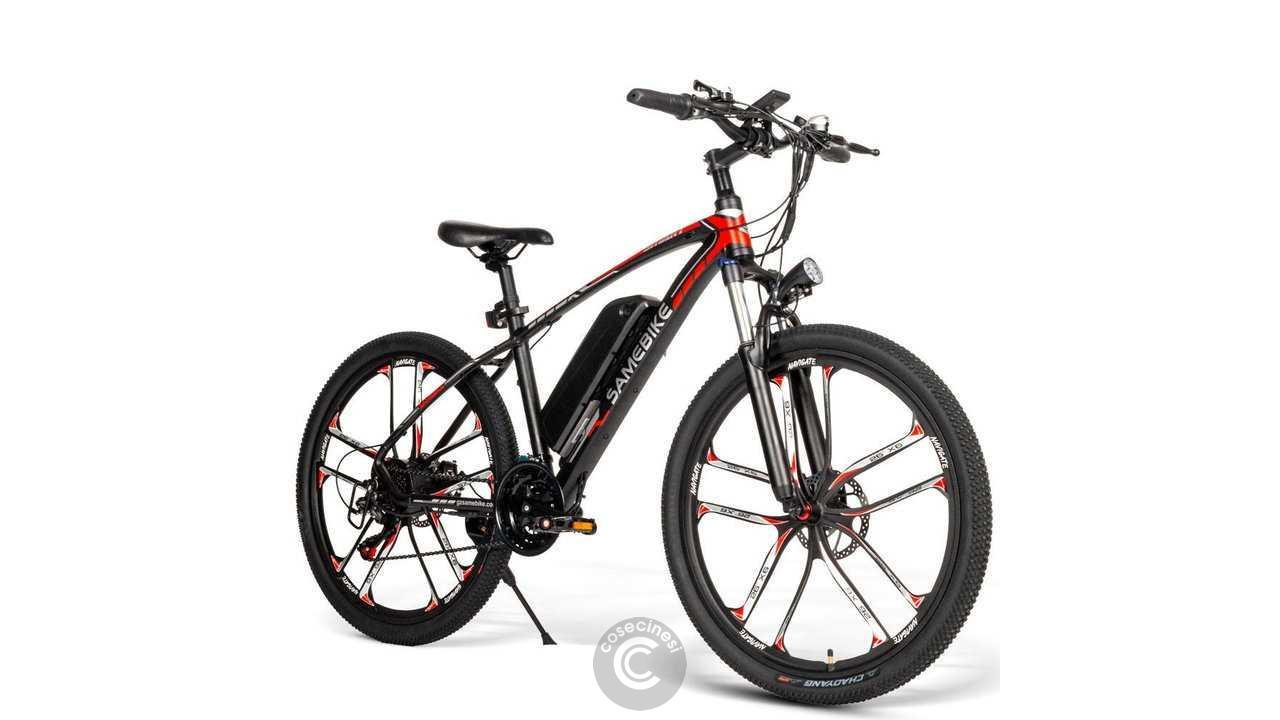 Codice sconto coupon  SAMEBIKE MY-SM26 Electric Bike [UK Warehouse]