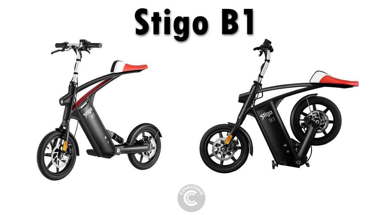 Codice sconto coupon  Stigo B1 Folding Electric Bicycle