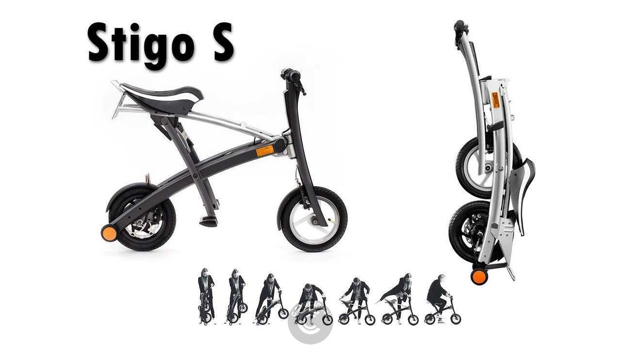 Codice sconto coupon  Stigo S Folding Electric Bicycle