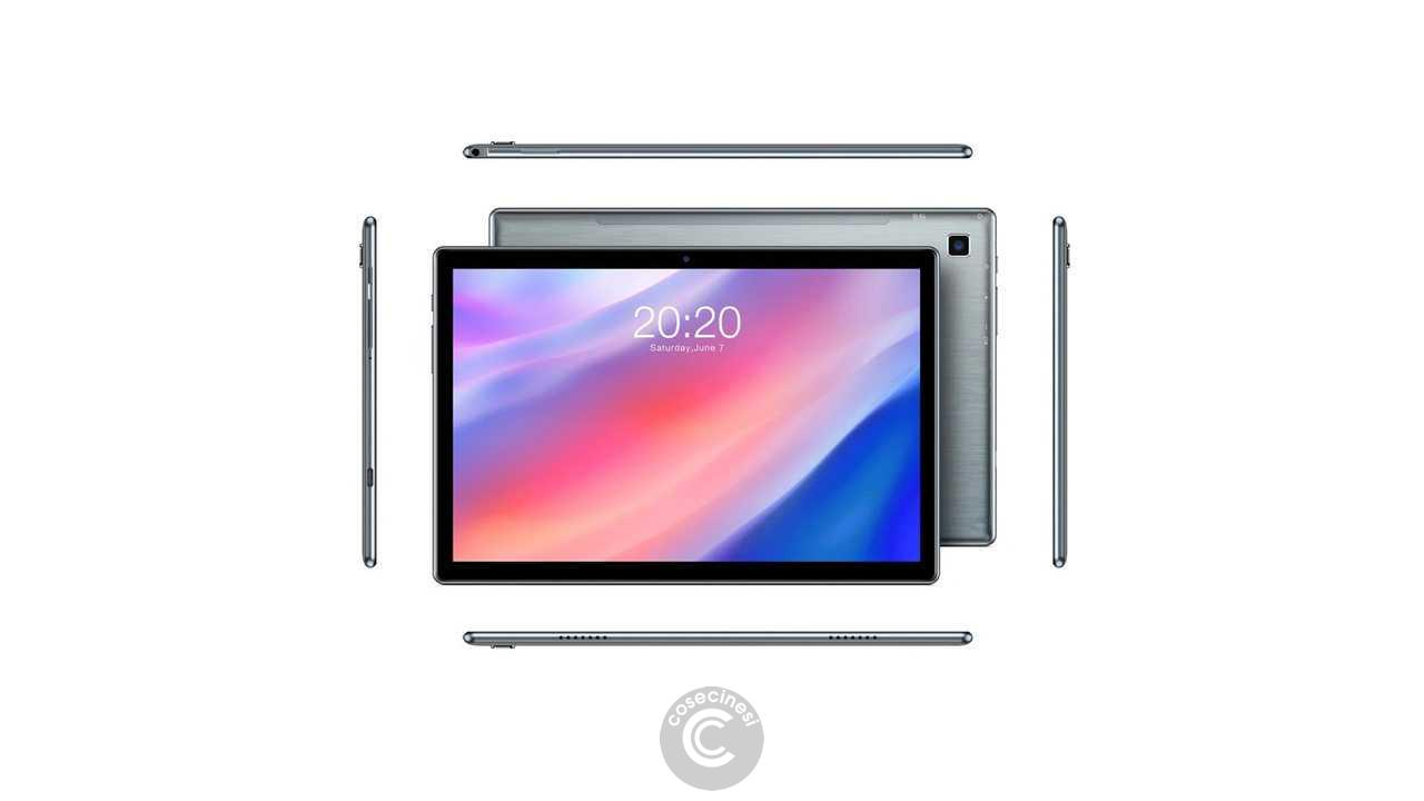 Codice sconto coupon  Teclast P20HD 4G LTE Tablet [4+64GB]