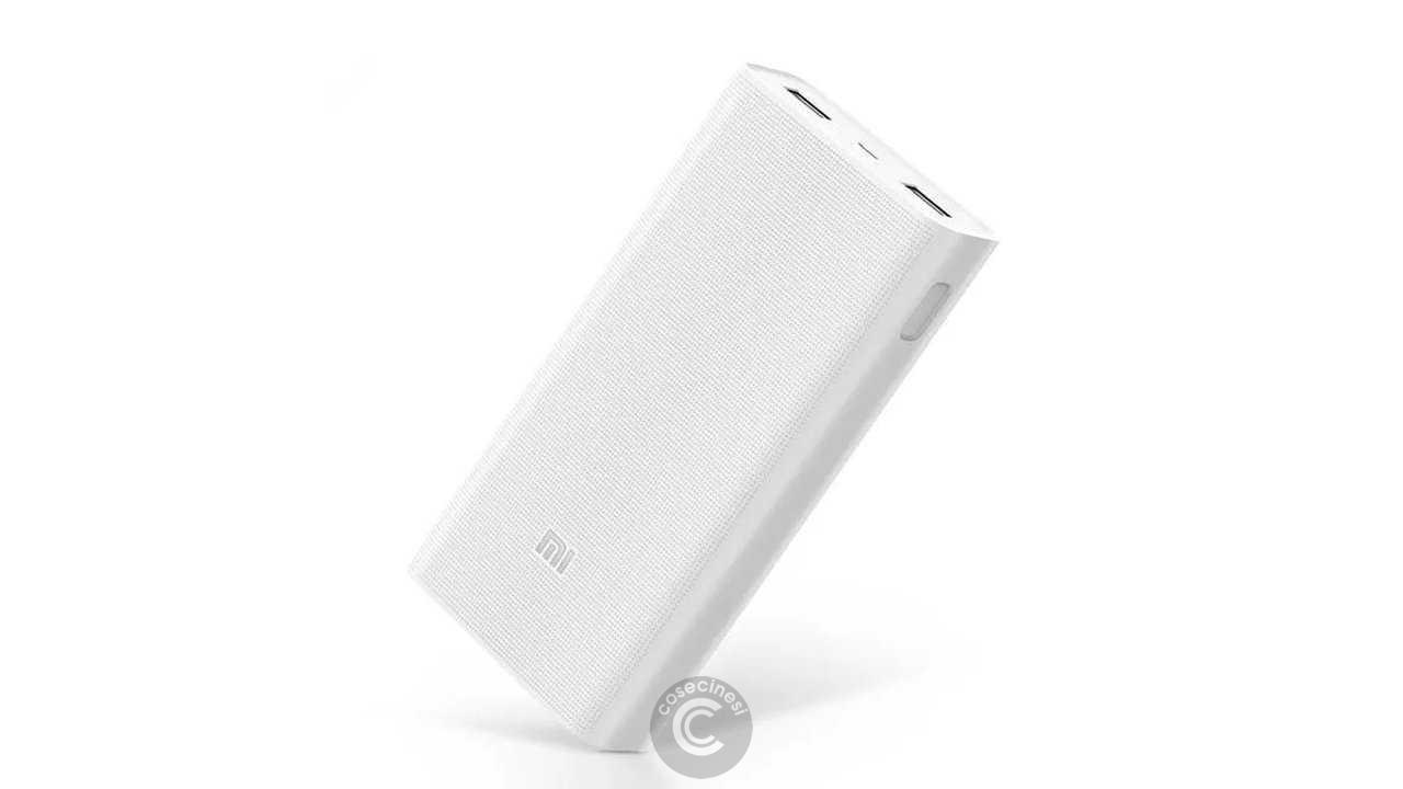 Codice sconto coupon  Xiaomi 2C 20000mAh Quick Charge Power Bank