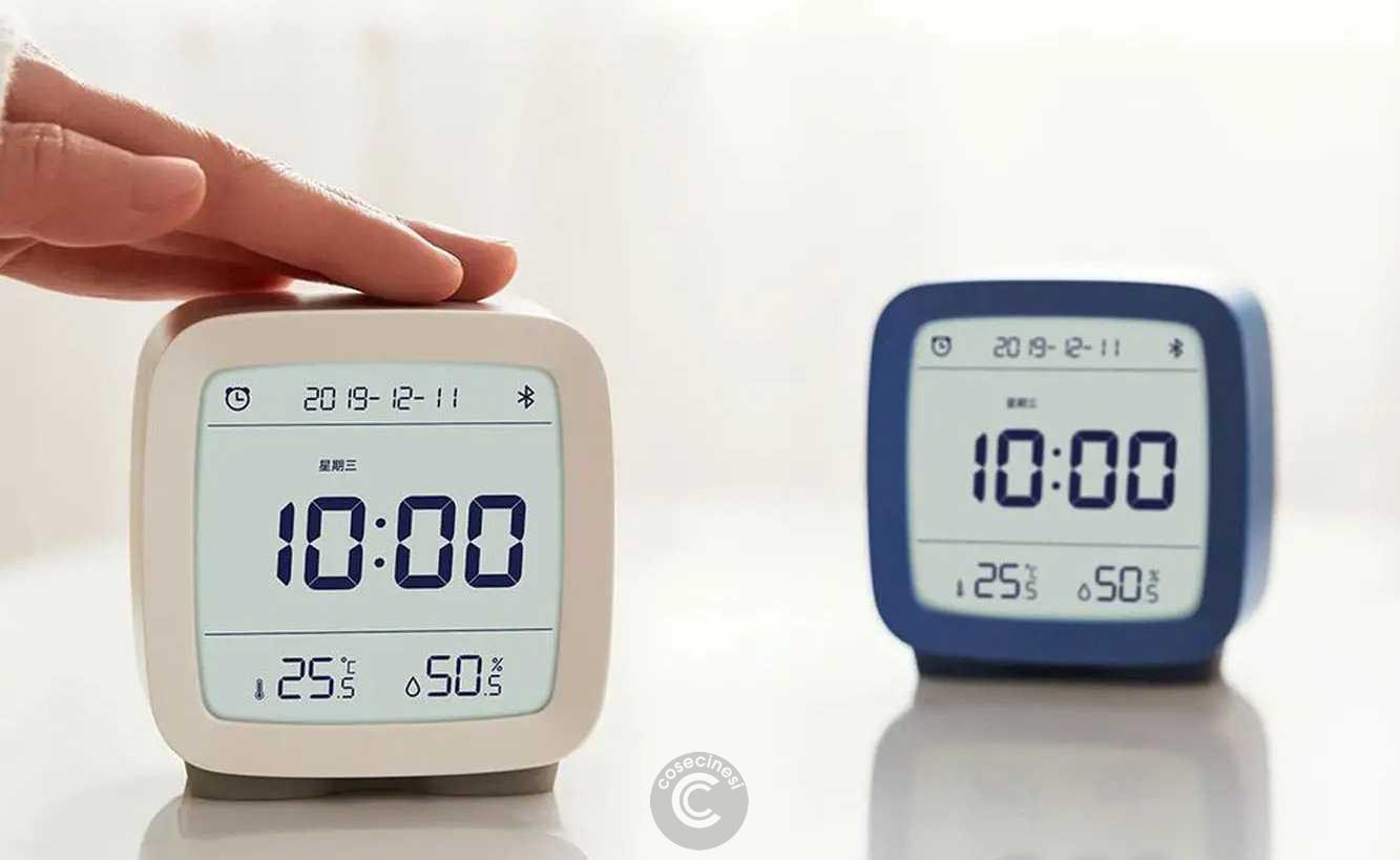 Codice sconto coupon  Xiaomi ClearGrass CGD1 Bluetooth Alarm Clock