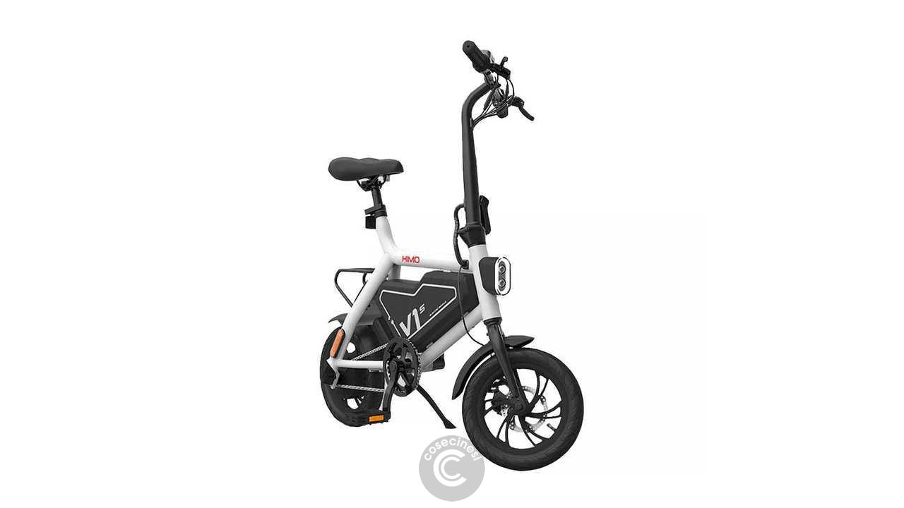 Codice sconto coupon  Xiaomi HIMO V1S Foldable Electric Moped Bicycle