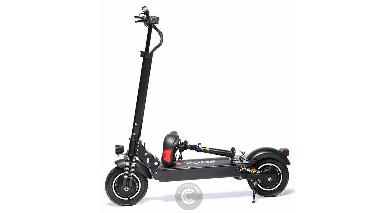 Codice sconto coupon  YUME YM-D4+ Folding Electric Scooter