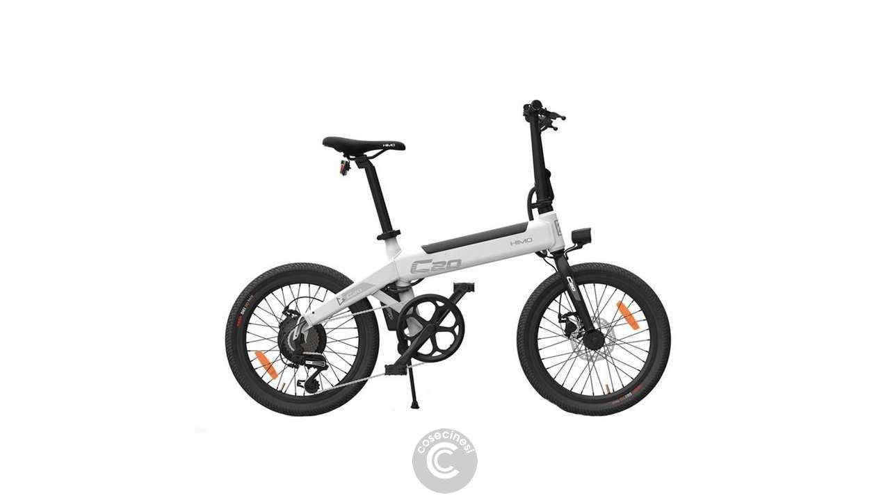 Codice sconto coupon Xiaomi HIMO C20 Foldable Electric Bicycle [EU Warehouse]