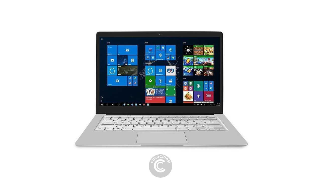 Codice sconto coupon Jumper EZbook S5 Laptop [E3950 HD Graphics 505 8+360GB SSD]