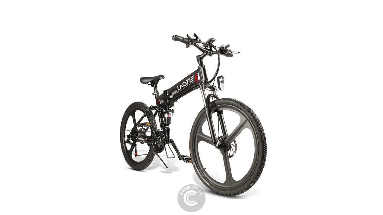 Codice sconto coupon LAOTIE PX7 26in Folding Electric Bike