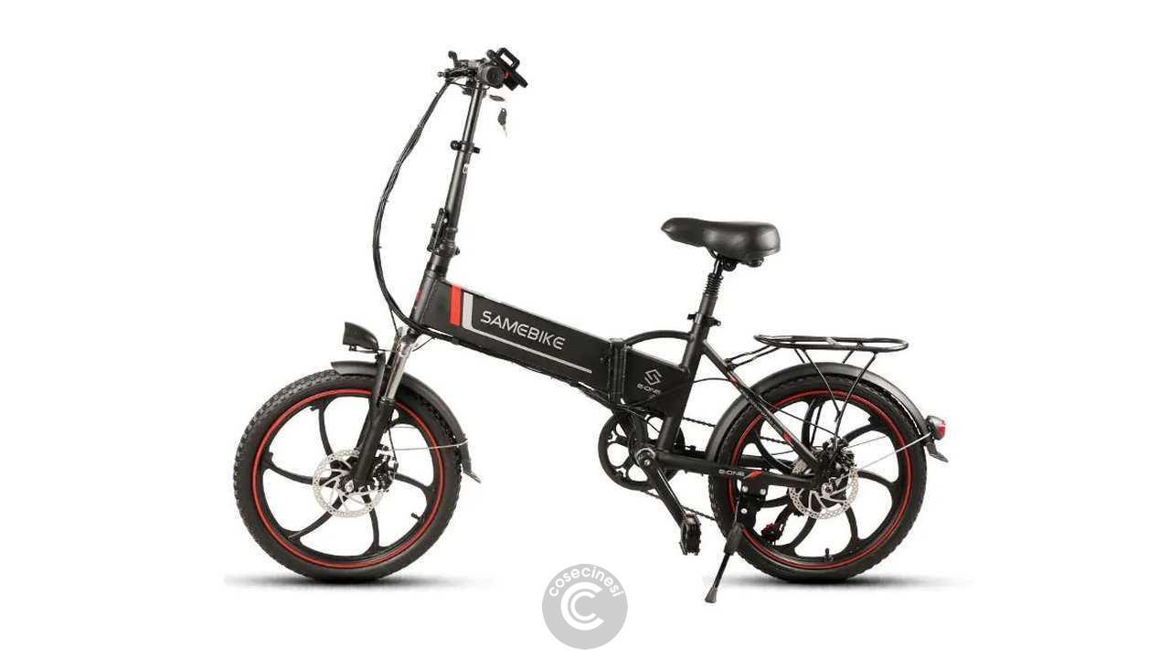 Codice sconto coupon Samebike 20LVXD30 Smart Folding Electric Bike [UK Warehouse]