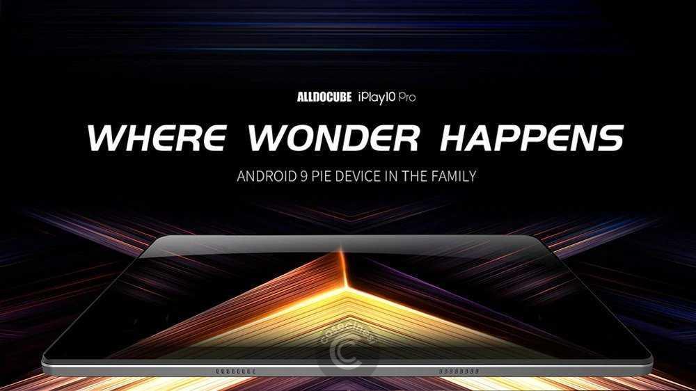 Codice sconto coupon ALLDOCUBE iPlay10 Pro [Spain Warehouse]