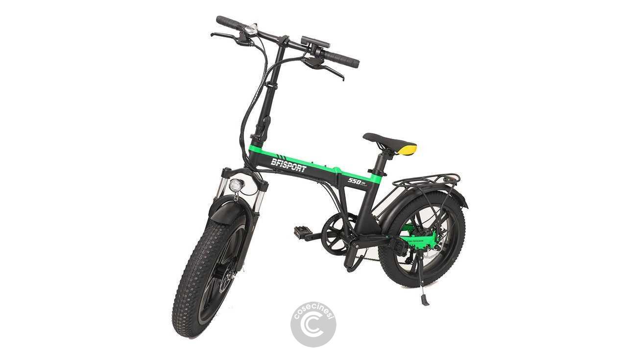 Codice sconto coupon BFISPORT EB20-2F Folding Electric Bike [UK Warehouse]