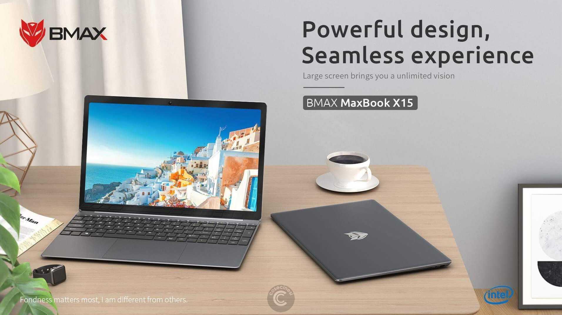 Codice sconto coupon BMAX X15 Laptop [N4100 8+128GB SSD]